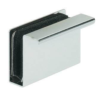 Contrapieza con tirador para cierre magn tico a presi n - Tirador puerta cristal ...