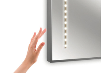 Espejo de pared,Con LED