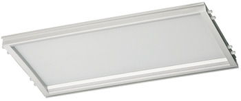 estante luminoso,LED 1084, Aluminio/cristal, 12 V