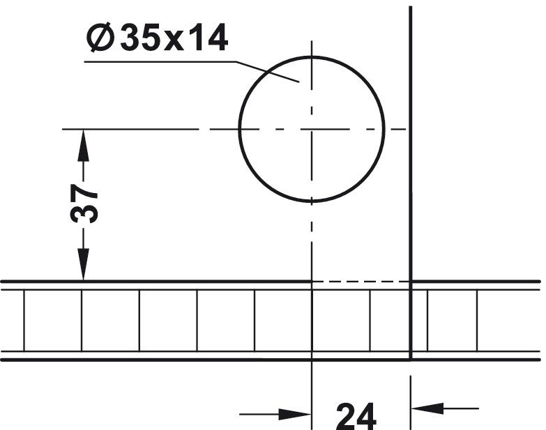 Herraje para puerta corredera slido fold 25 35 vf juego for Herraje puerta corredera colgada